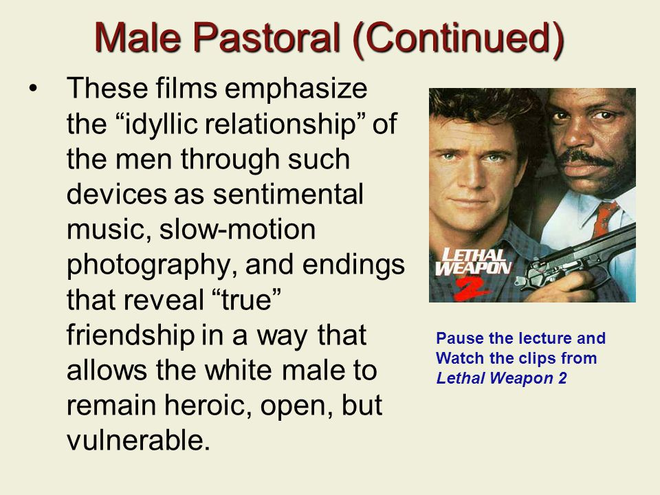 Male Pastoral (Continued)