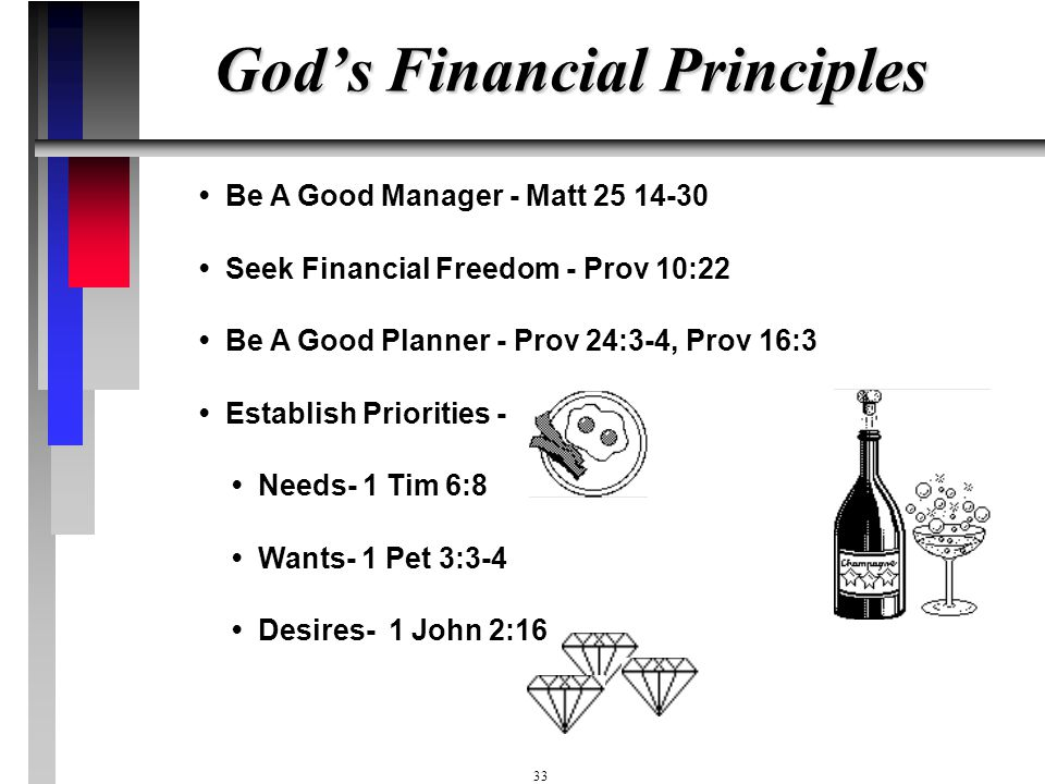God's Financial Principles