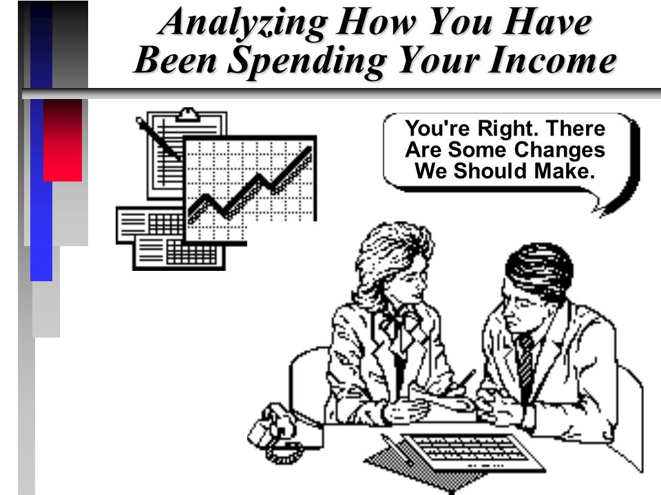 Analyzing How You Have Been Spending Your Income