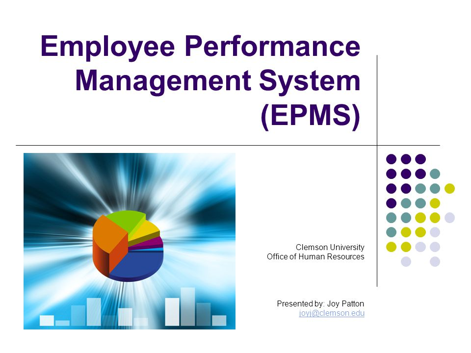 Employee Performance Management System (EPMS)