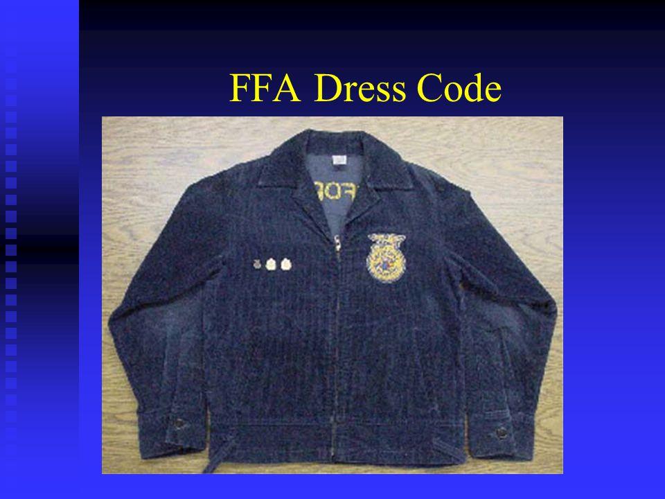 FFA Dress Code