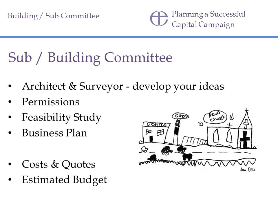 Sub / Building Committee