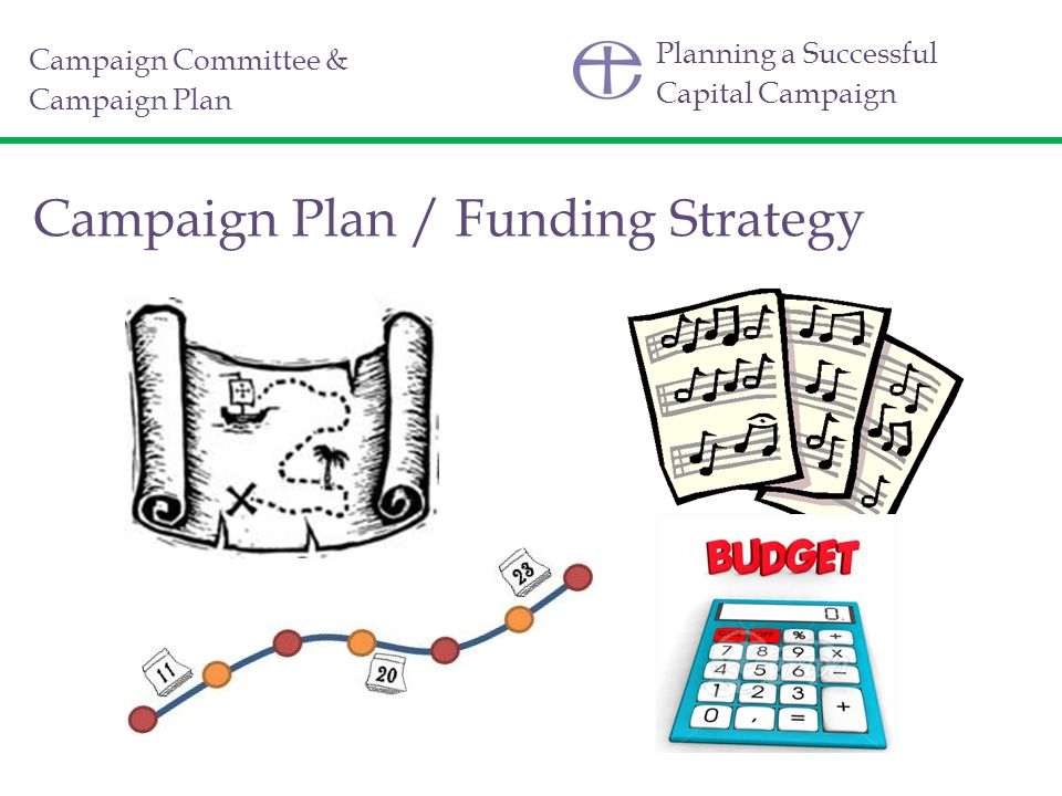 Campaign Plan / Funding Strategy