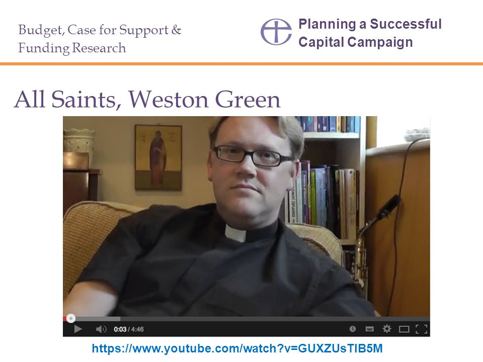 All Saints, Weston Green