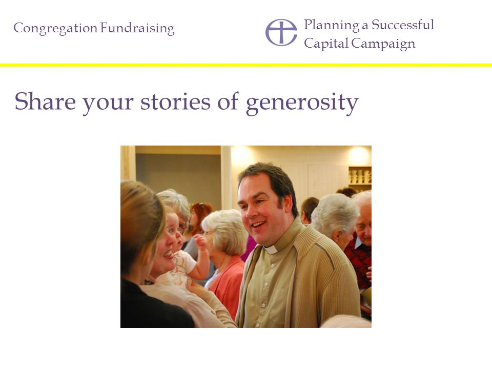 Share your stories of generosity