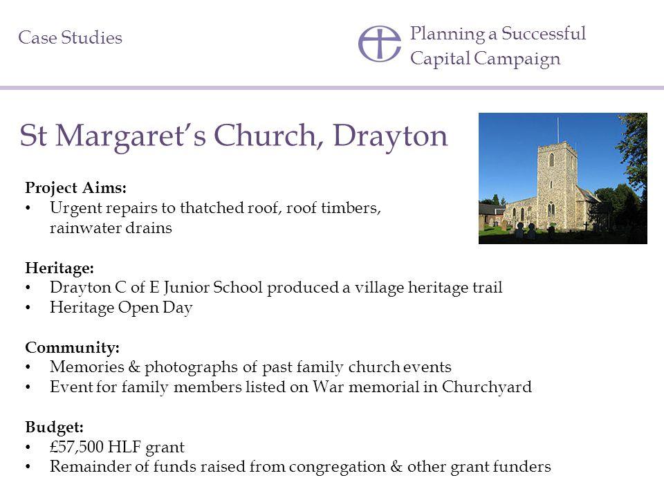 St Margaret's Church, Drayton
