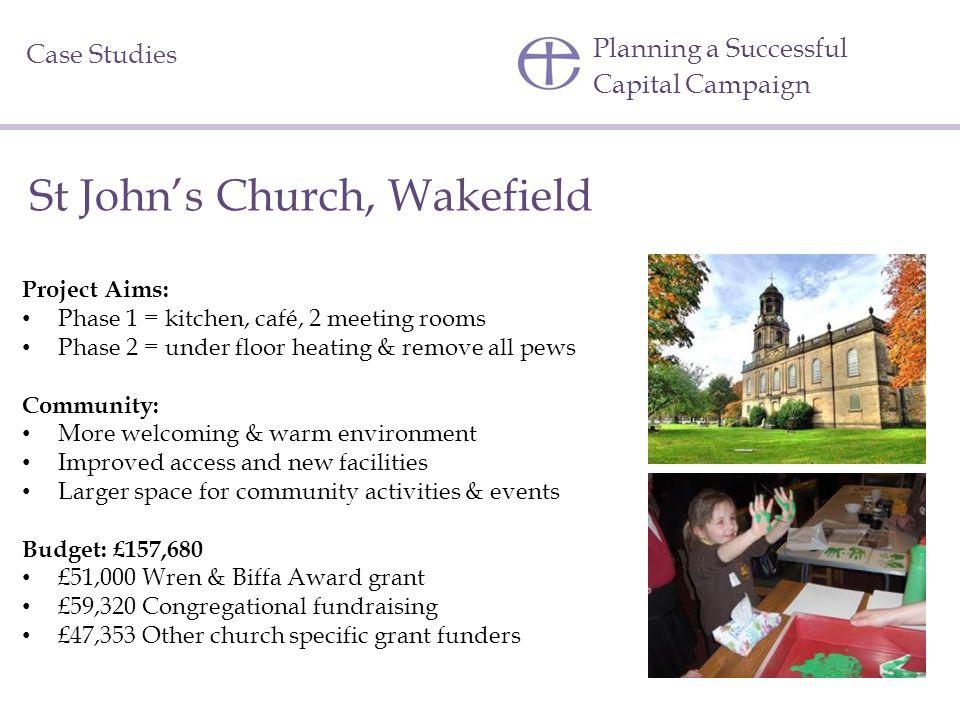 St John's Church, Wakefield