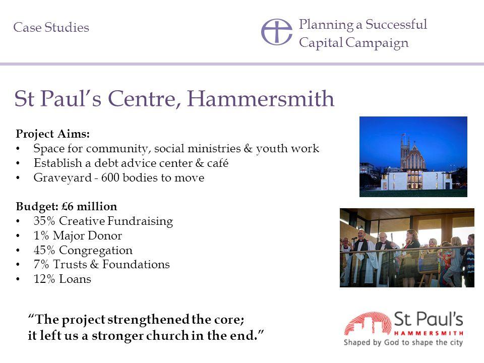 St Paul's Centre, Hammersmith