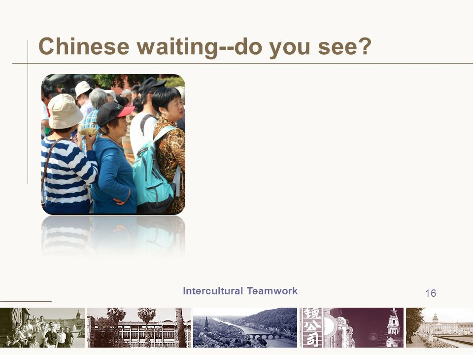 Chinese waiting--do you see
