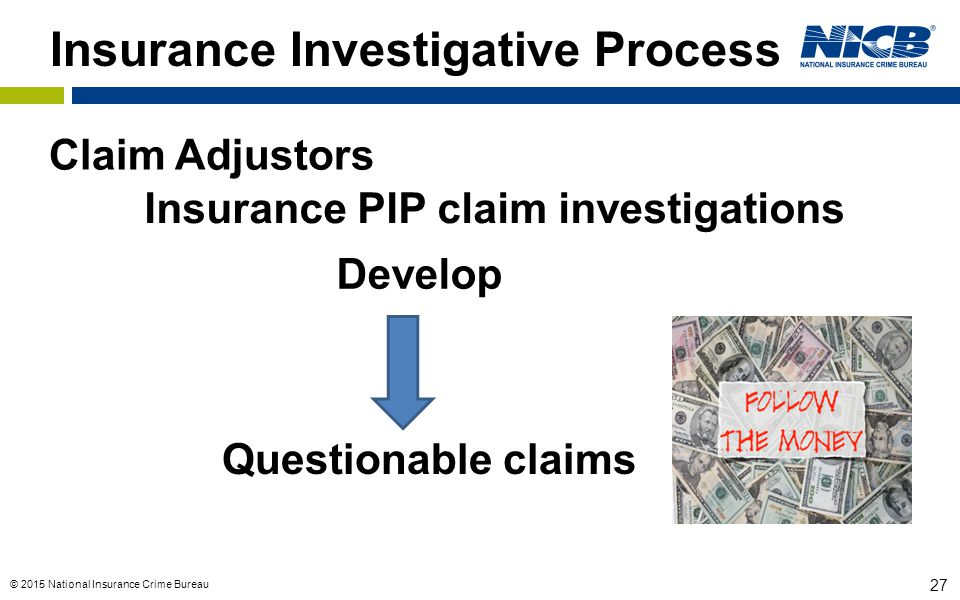 Insurance Investigative Process