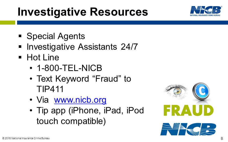 Investigative Resources