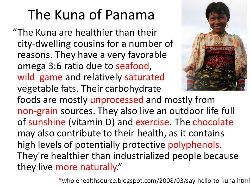 The Kuna of Panama