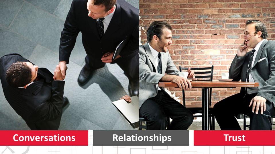 Conversations Relationships Trust