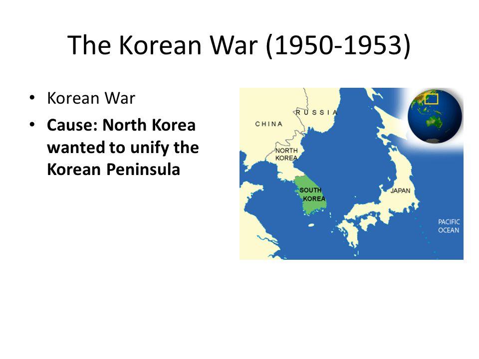 The Korean War (1950-1953) Korean War