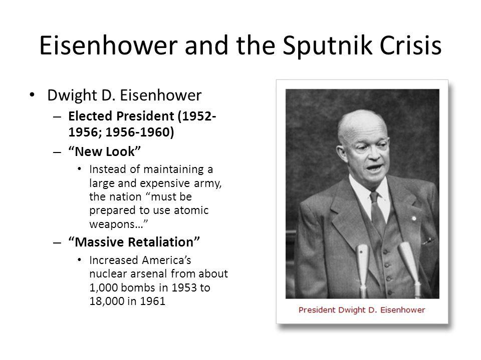 Eisenhower and the Sputnik Crisis