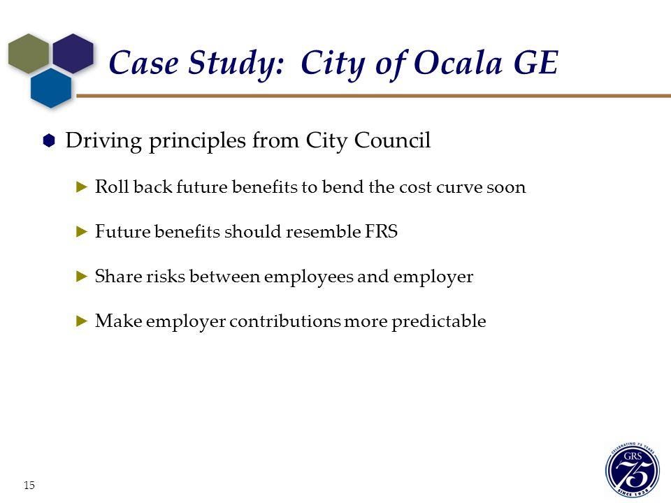 Case Study: City of Ocala GE