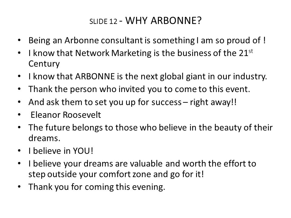 Being an Arbonne consultant is something I am so proud of !
