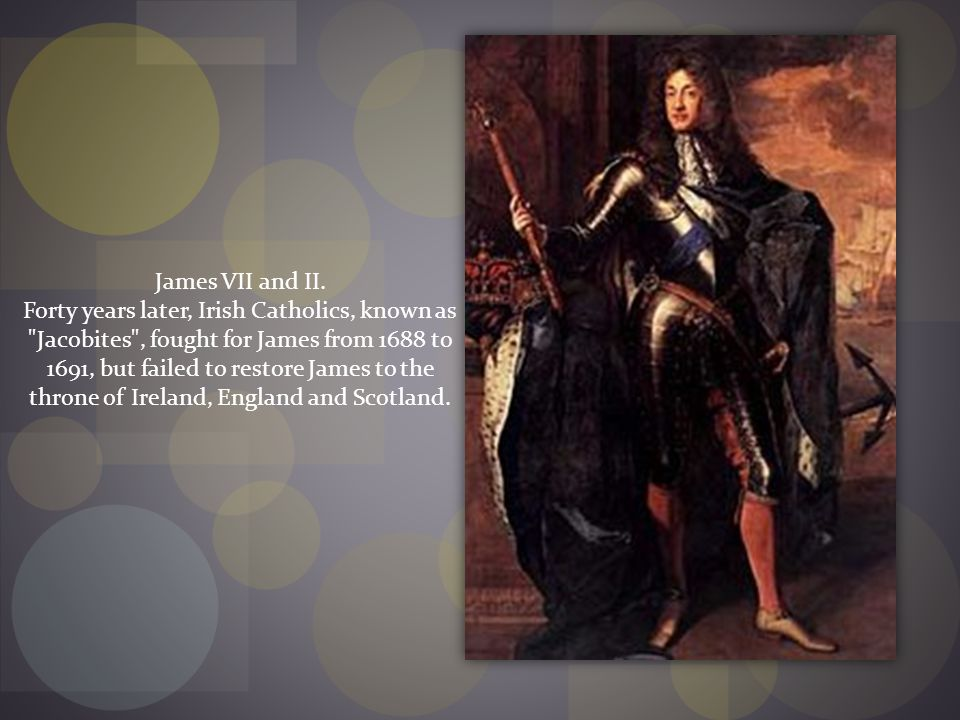 James VII and II.