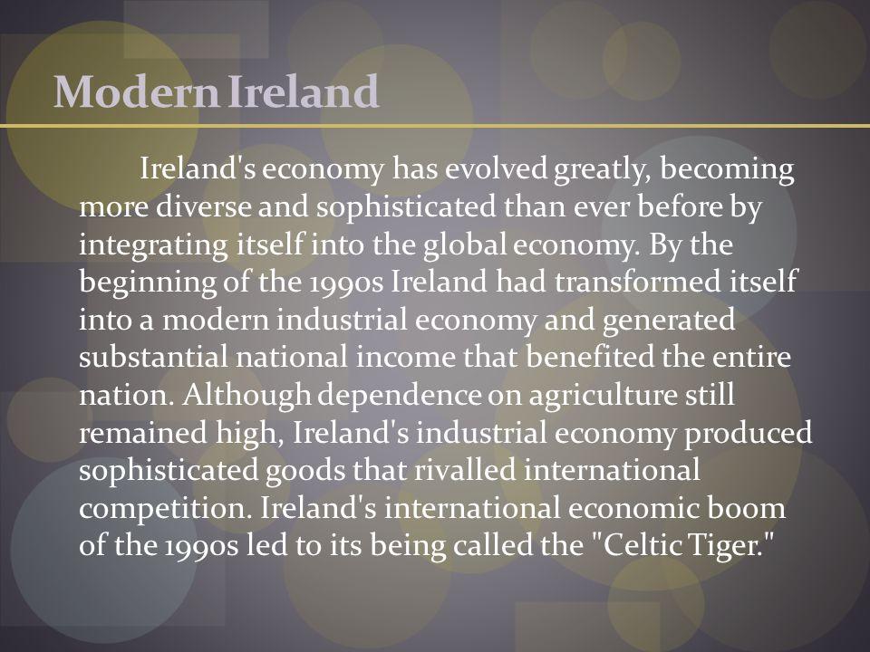 Modern Ireland