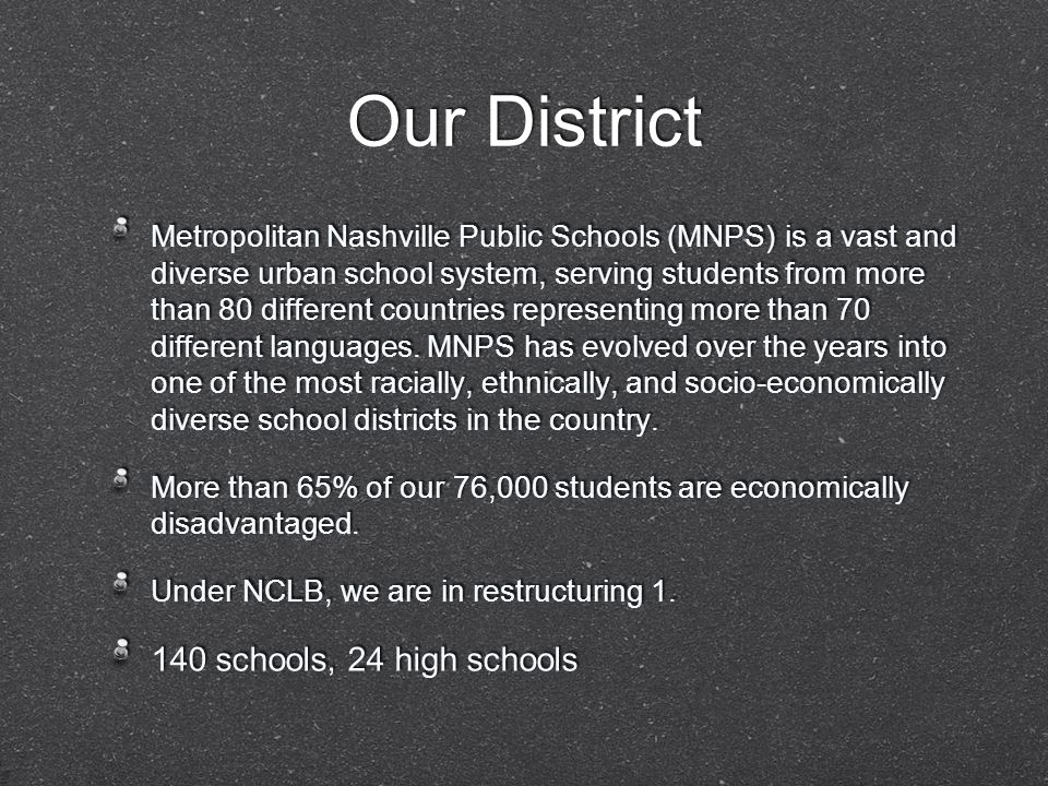 Our District 140 schools, 24 high schools