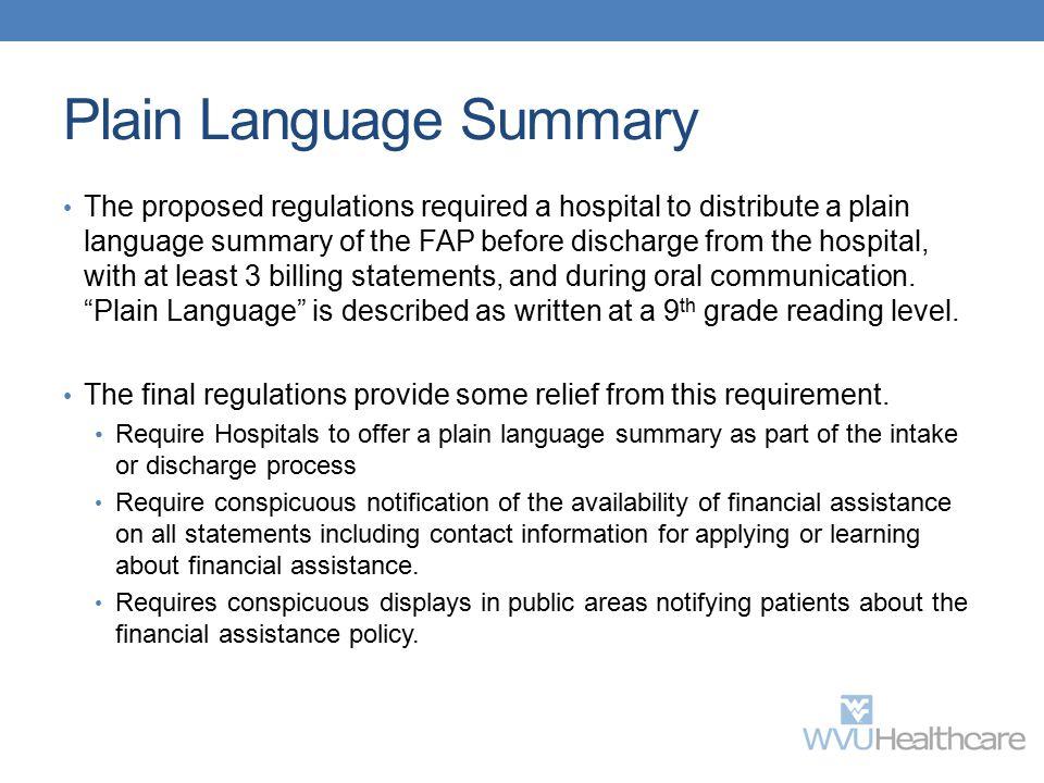 Plain Language Summary
