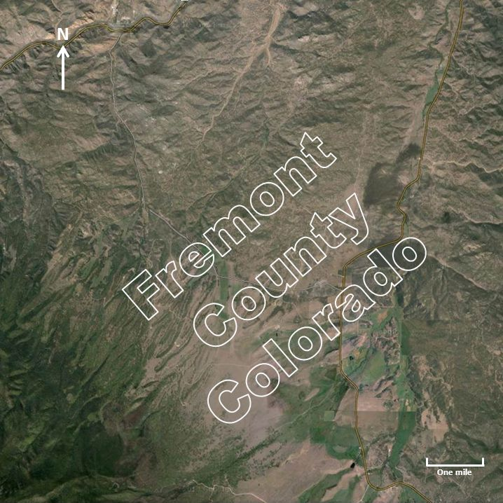 One mile Fremont County N Dispelling myths about the Cotopaxi Colony