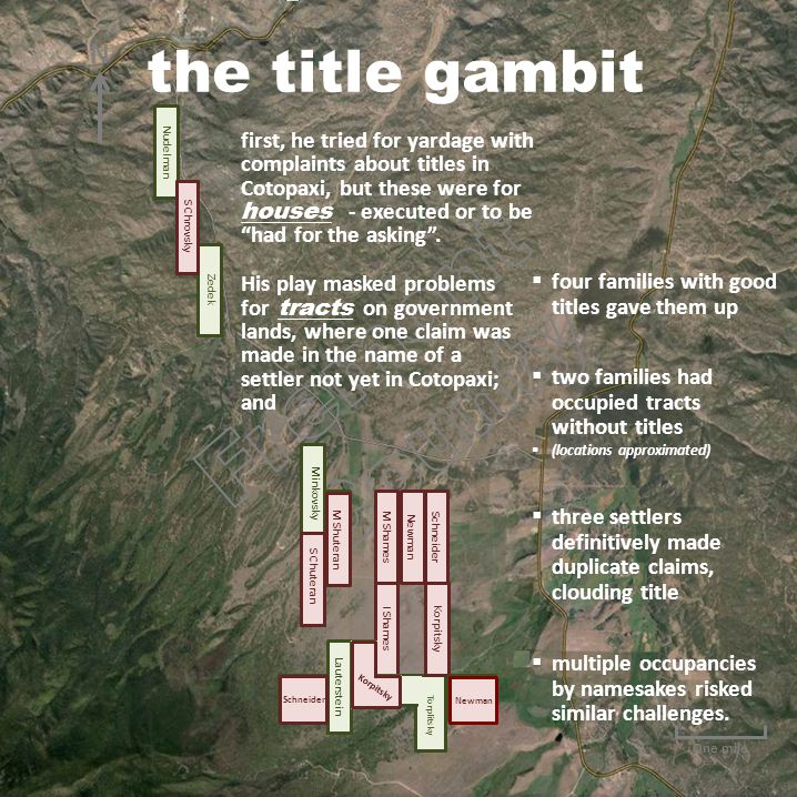 Fremont County the house gambit $280 $100 N
