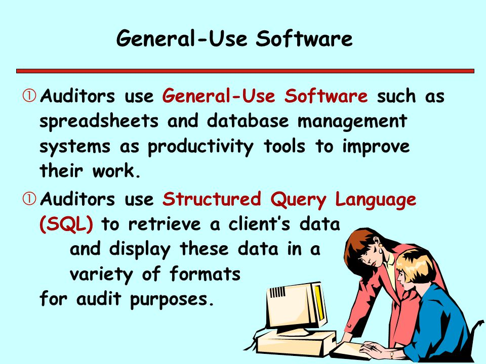 General-Use Software