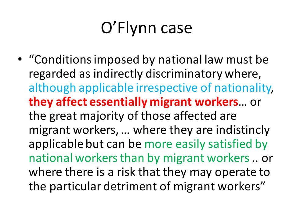 O'Flynn case