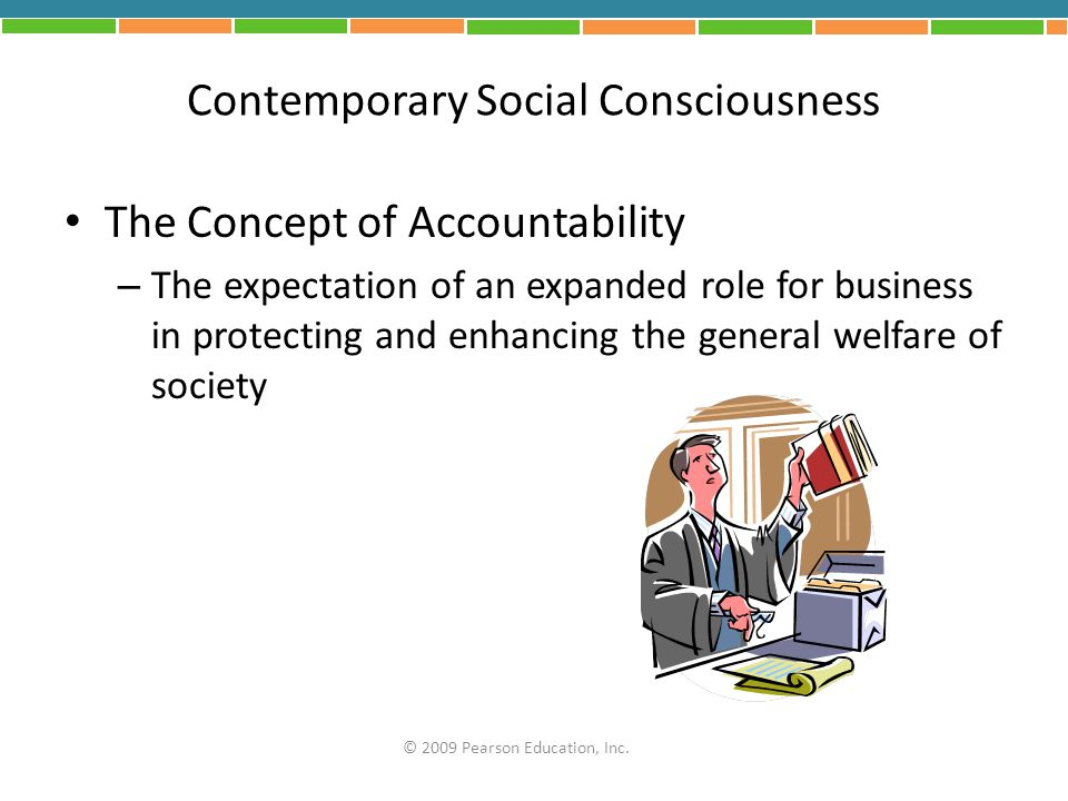 Contemporary Social Consciousness
