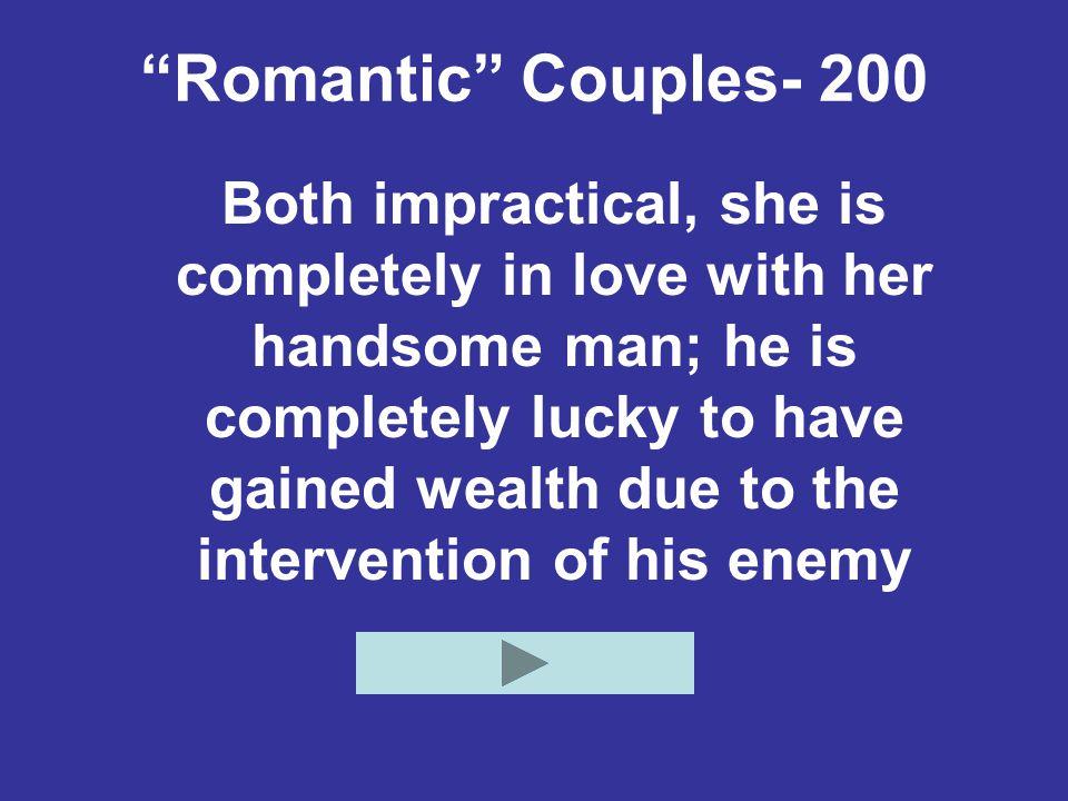 Romantic Couples- 200
