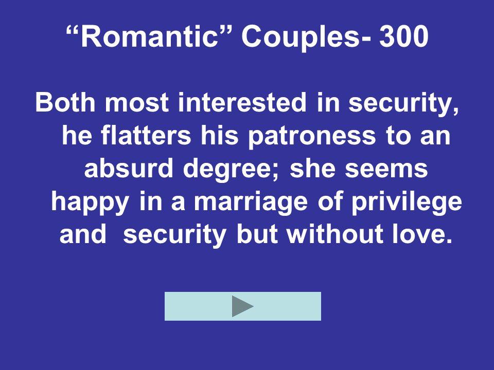 Romantic Couples- 300