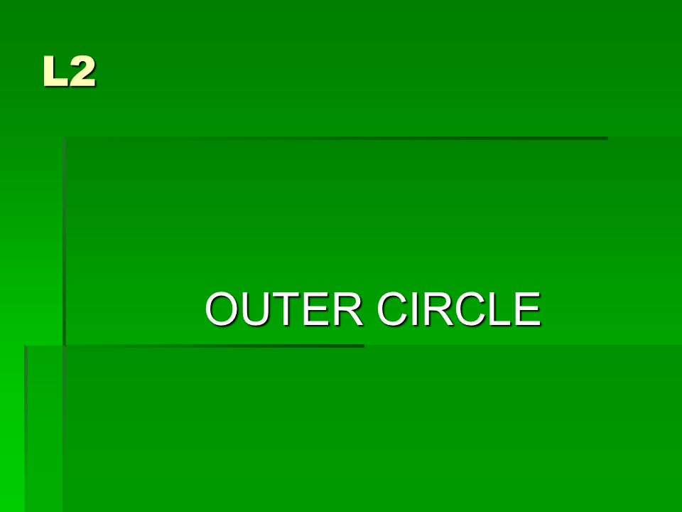 L2 OUTER CIRCLE