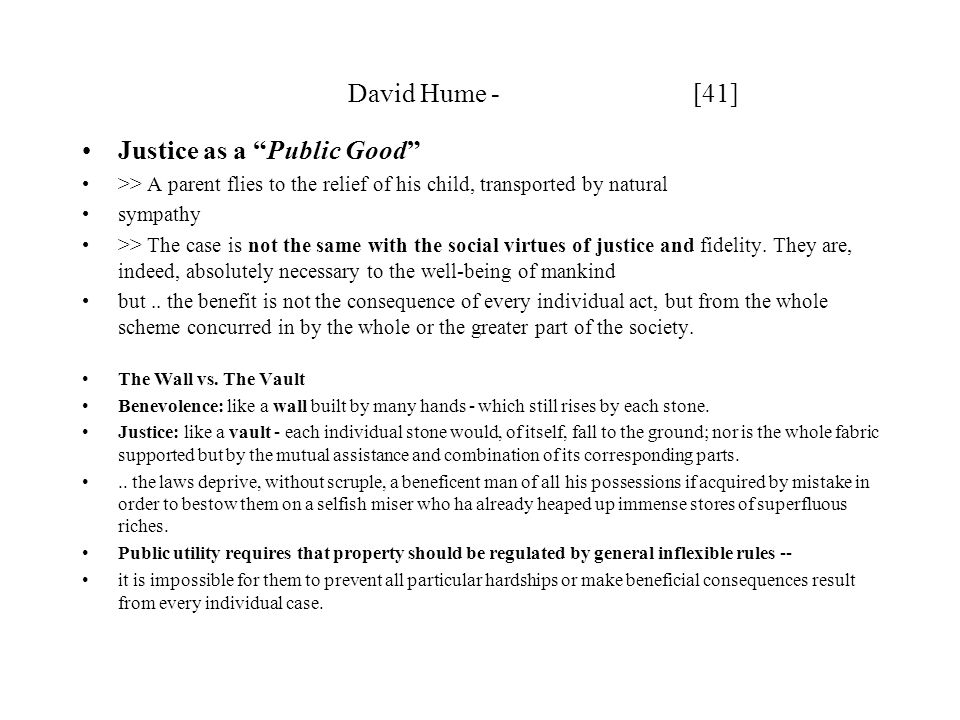 Justice as a Public Good