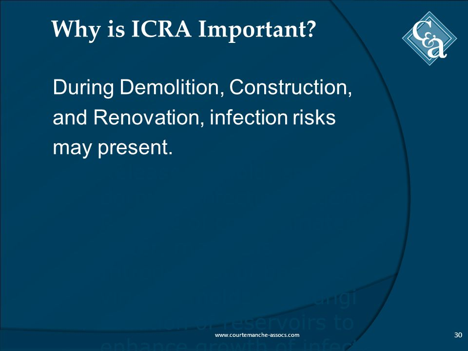Why is ICRA Important During Demolition, Construction,