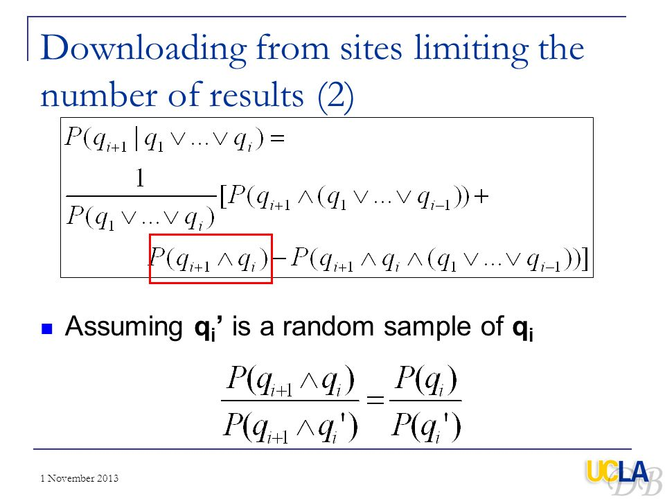 Downloading from sites limiting the number of results (2)