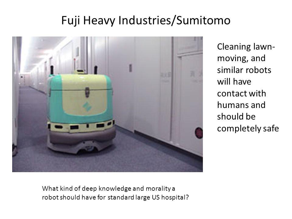 Fuji Heavy Industries/Sumitomo