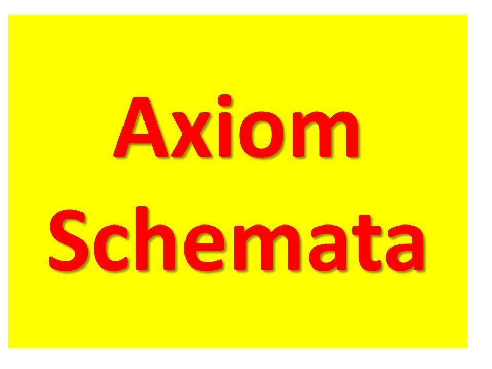 Axiom Schemata