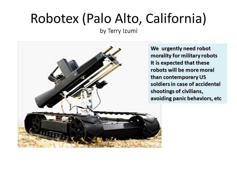 Robotex (Palo Alto, California) by Terry Izumi