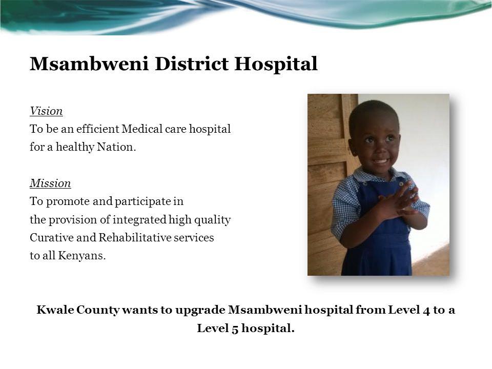 Msambweni District Hospital