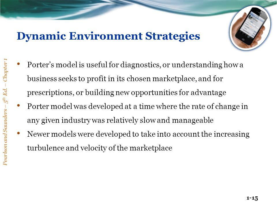 Dynamic Environment Strategies