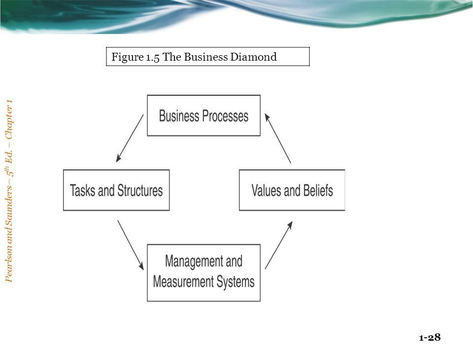 Figure 1.5 The Business Diamond