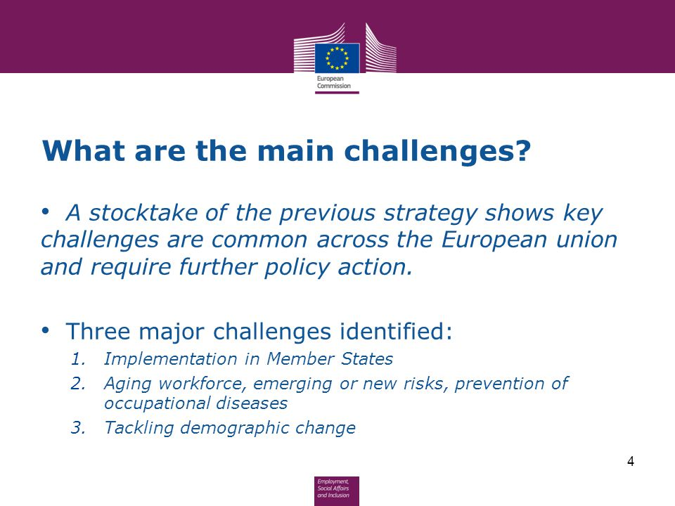 What are the main challenges