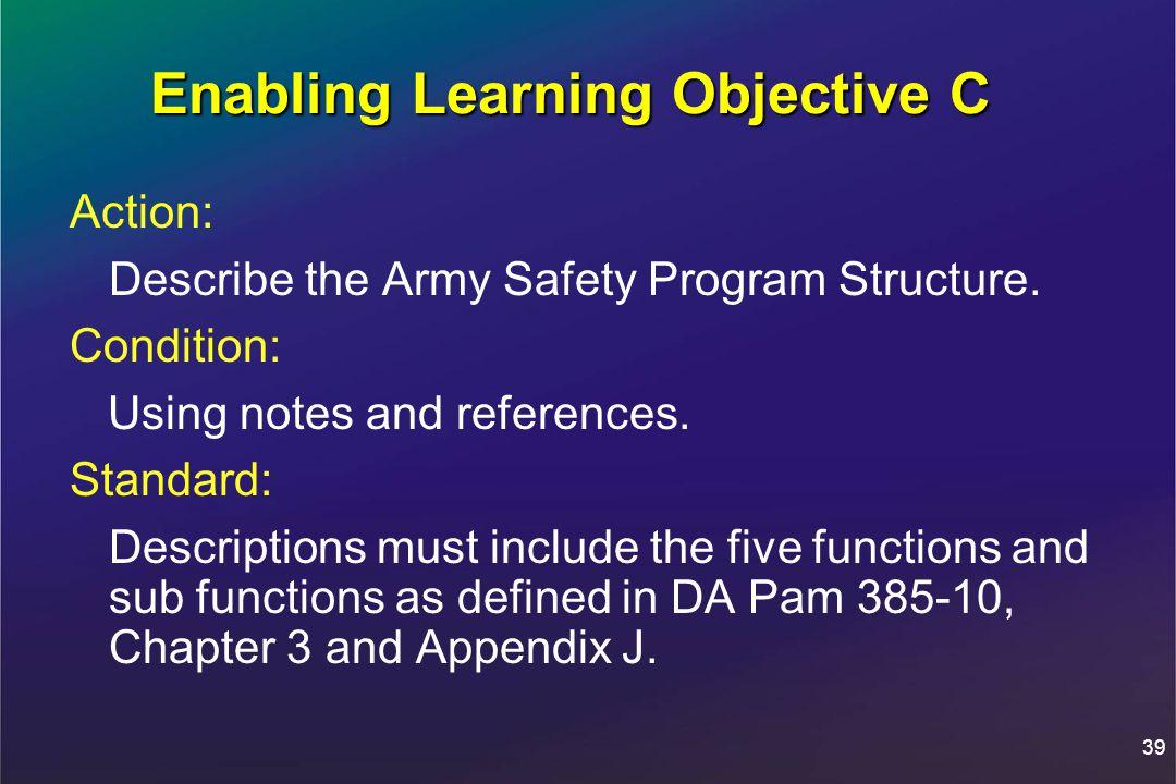 Enabling Learning Objective C