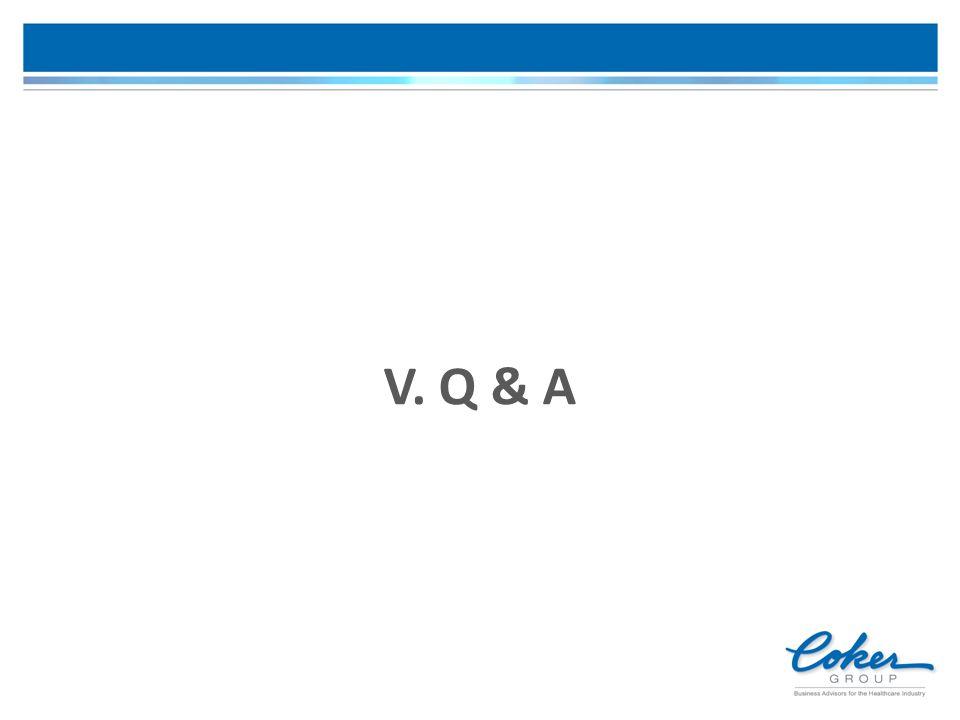 V. Q & A