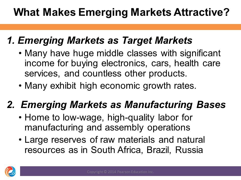What Makes Emerging Markets Attractive
