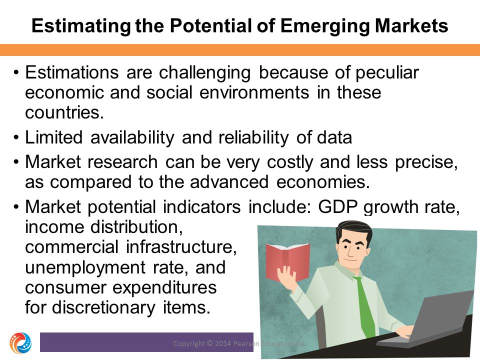 Estimating the Potential of Emerging Markets