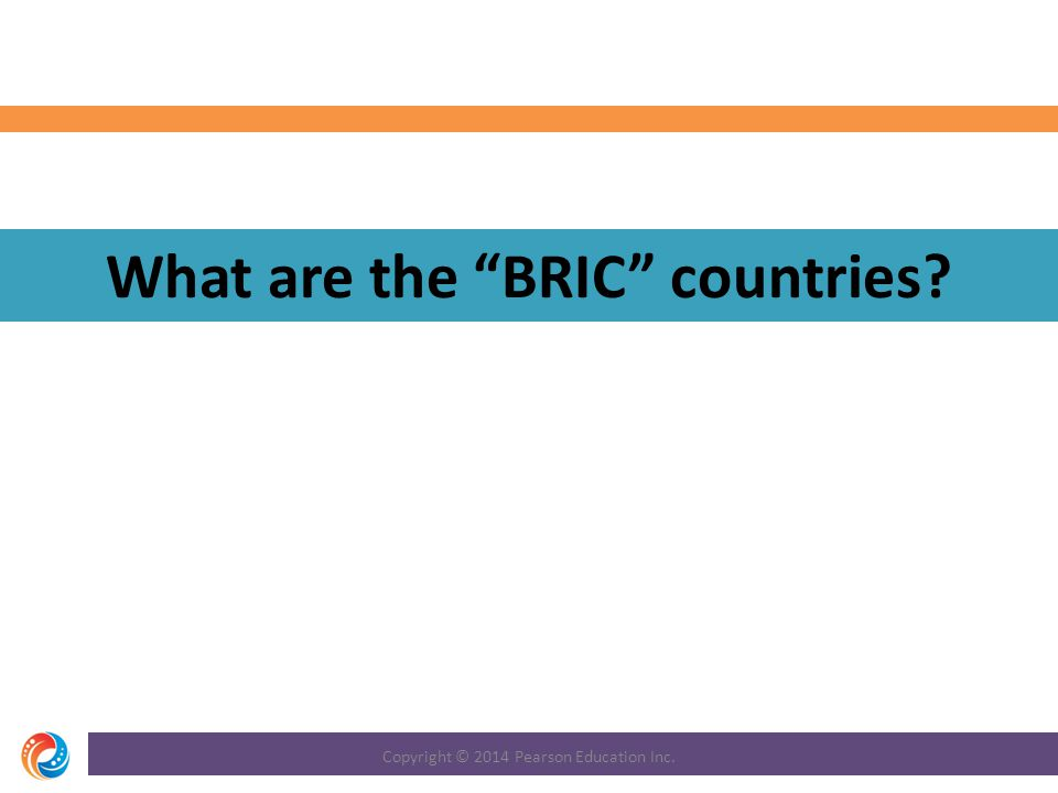 What are the BRIC countries