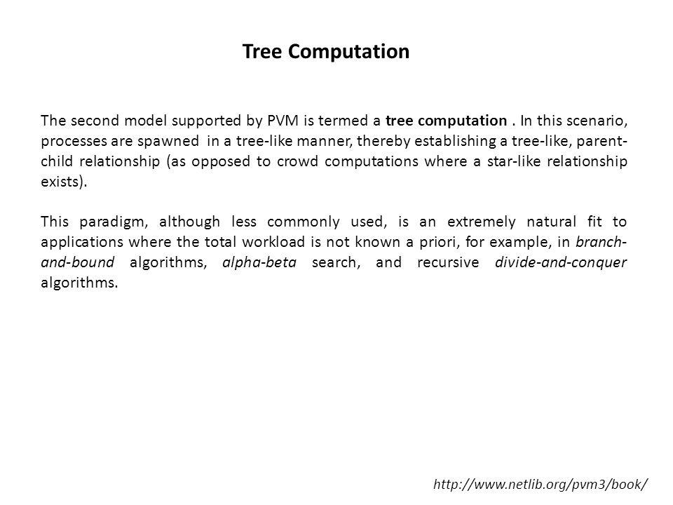 Tree Computation
