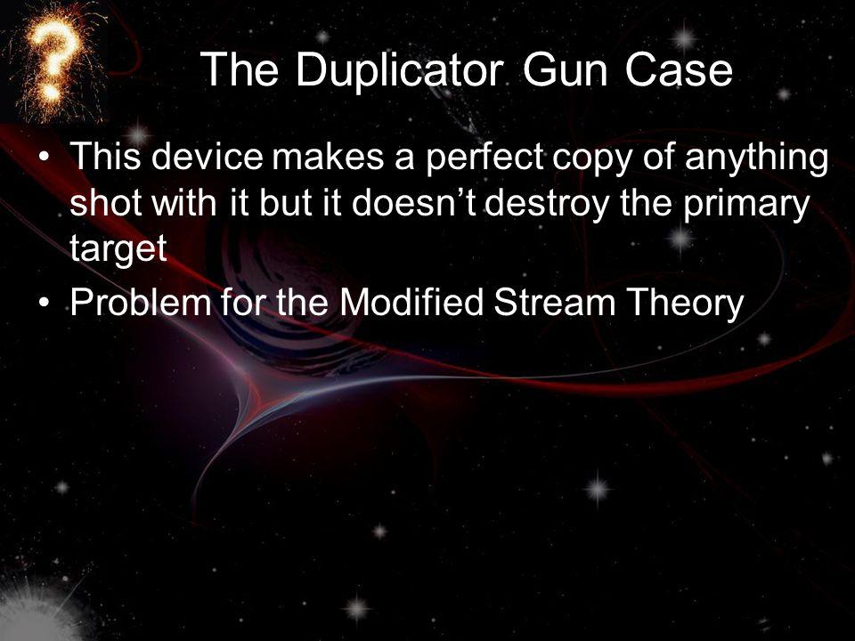 The Duplicator Gun Case